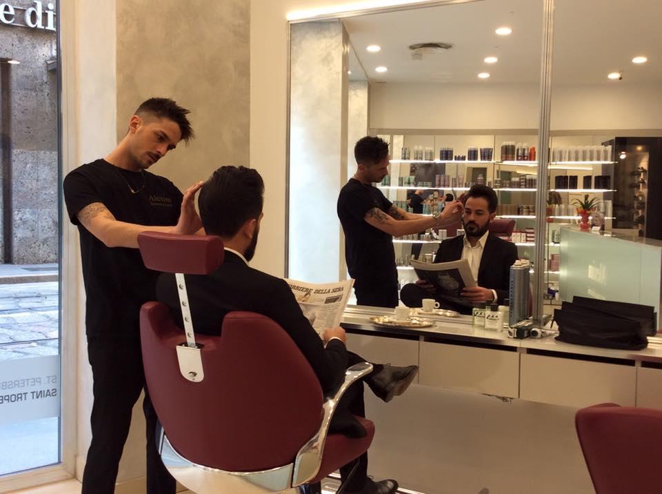 parrucchiere uomo milano alexim parrucchieri