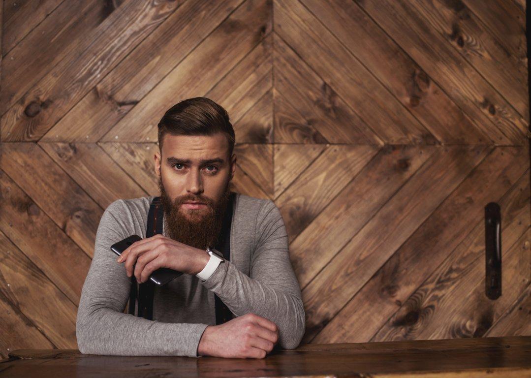 Alexim Barber Man Haircut
