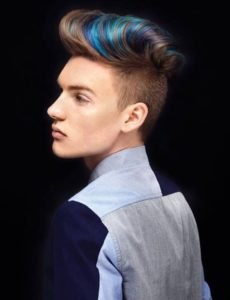 Colore capelli uomo  le tinte in voga  e8568face88b