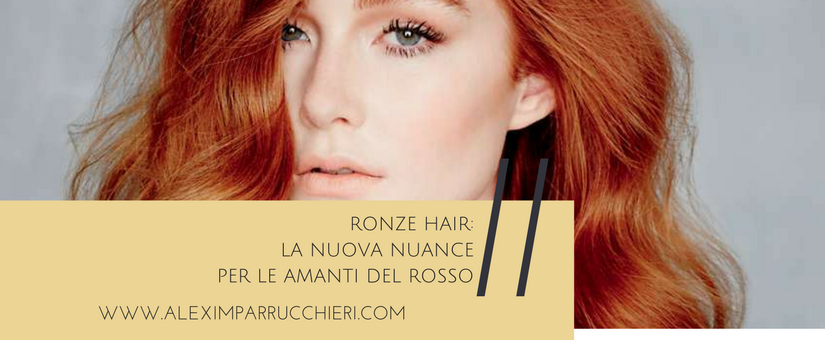 ronze-hair
