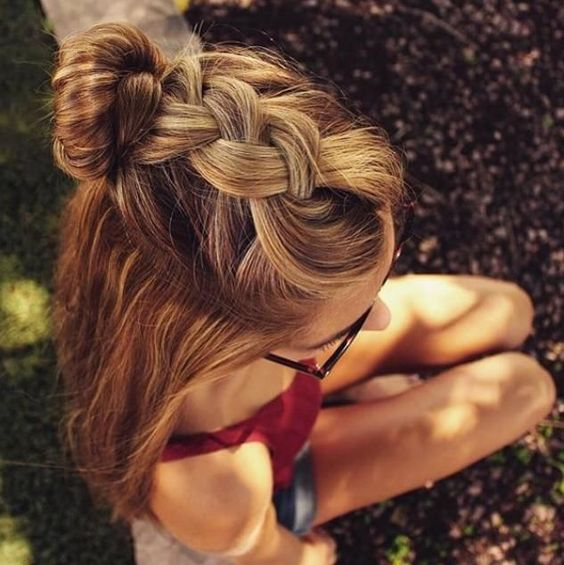 coachella hairstyles, coachella hair, capelli coachella