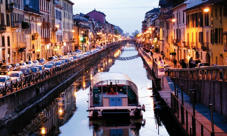 navigarmangiando, naviglio grande, navigli milano