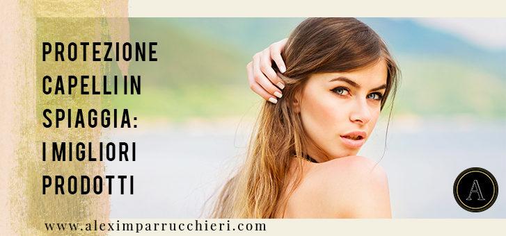 protezione capelli spiaggia