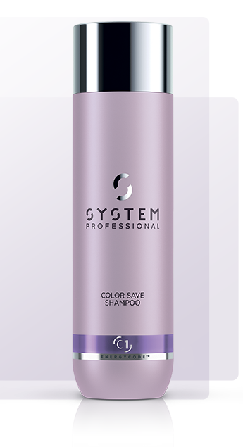 capelli colorati d'estate, color save system professional