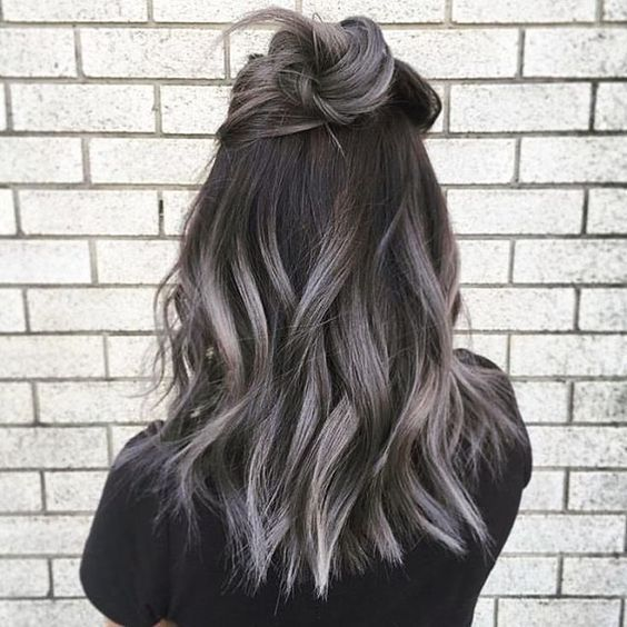 capelli sfumati 2017, shatush 2017, colore capelli 2017