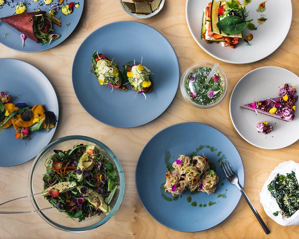 ristoranti vegani a milano