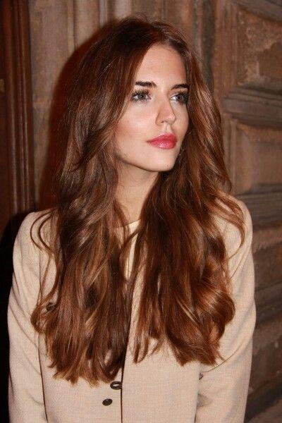 capelli auburn hair