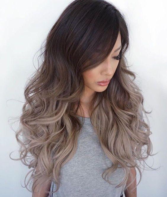 capelli smokey ombre