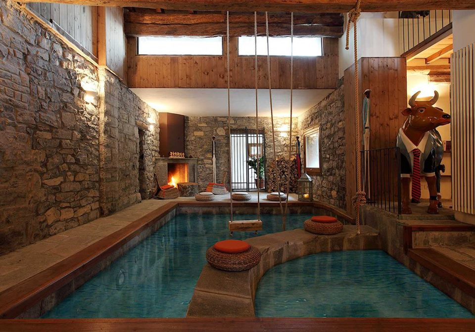 chalet in lombardia