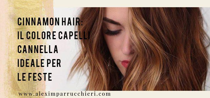 cinnamon hair, capelli cannella