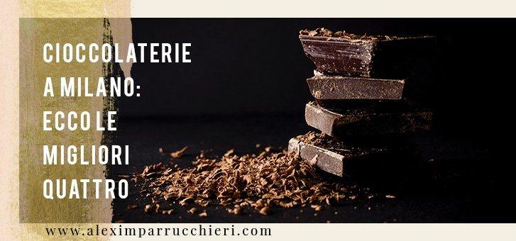 cioccolaterie a milano
