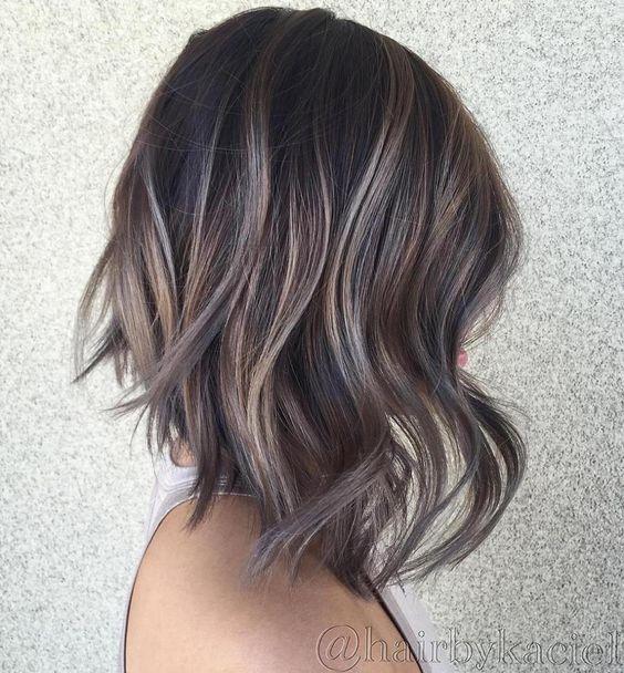 Mushroom brown hair  il nuovo castano cenere  639370654669