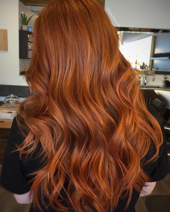amber hair, capelli ambrati