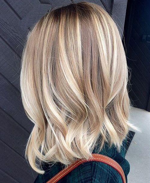 colorazioni effetto naturale, capelli al naturale