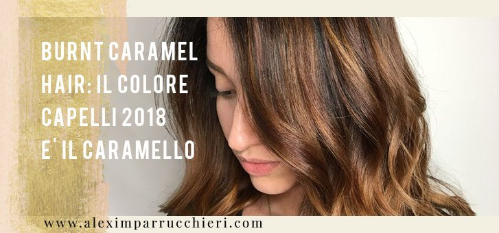 burnt caramel hair, capelli caramello