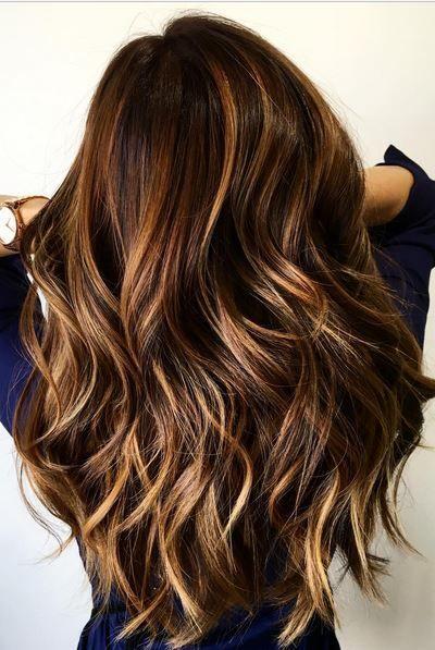 Burnt Caramel Hair Il Colore Capelli 2018 è Il Caramello
