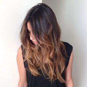 burnt caramel hair, capelli caramello