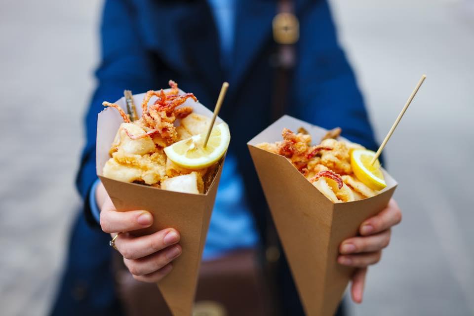 food festival a milano, hop hop street food