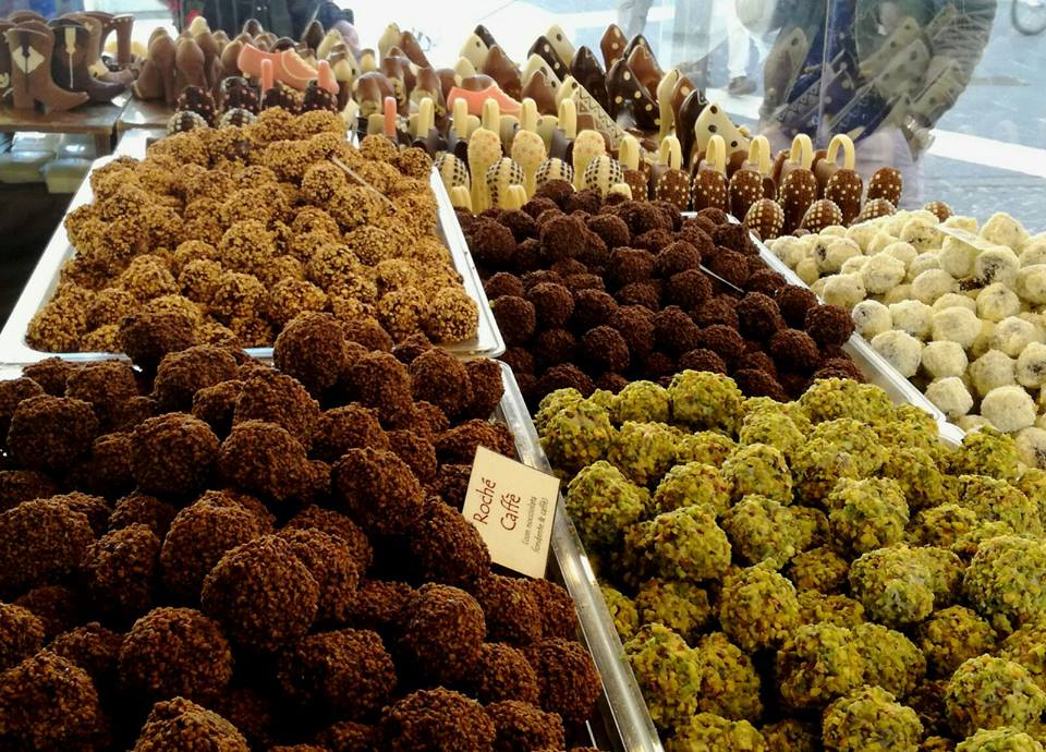 food festival a milano, cioccolandia 2018