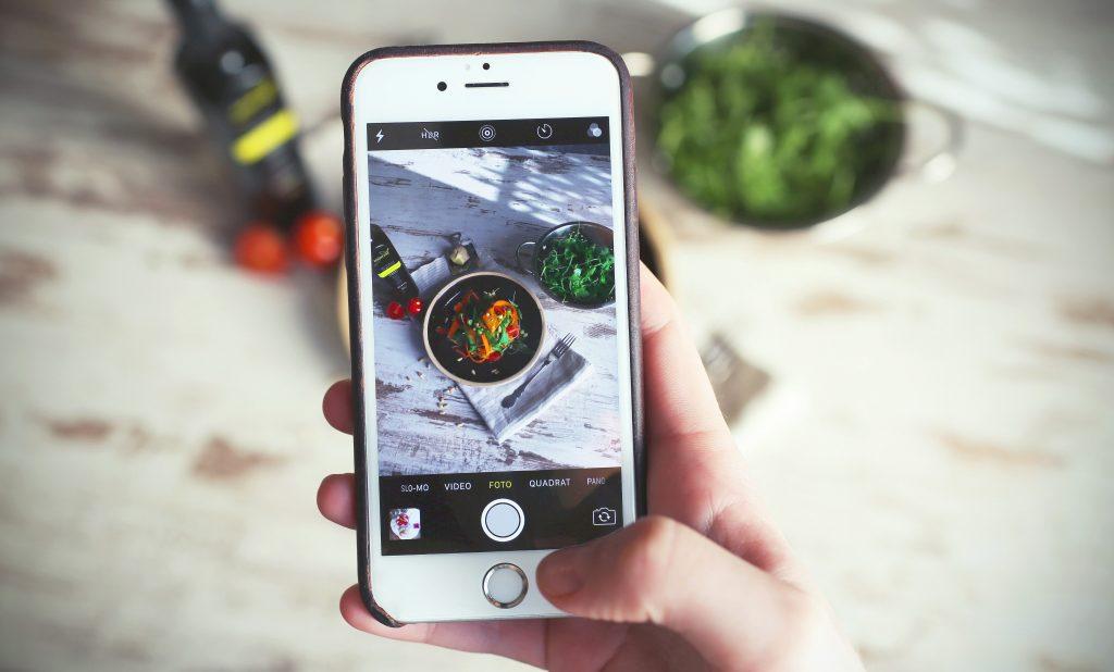 food app milano, app sul cibo
