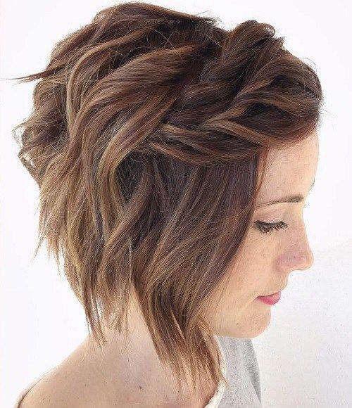Preferenza Acconciature capelli corti: le più belle per la primavera | ALEXIM AZ85