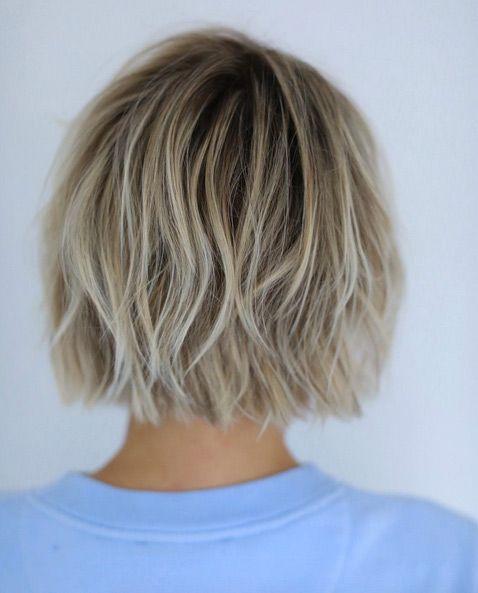 capelli corti 2018, shob