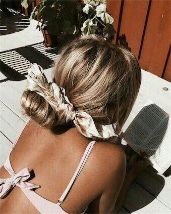 acconciature con foulard