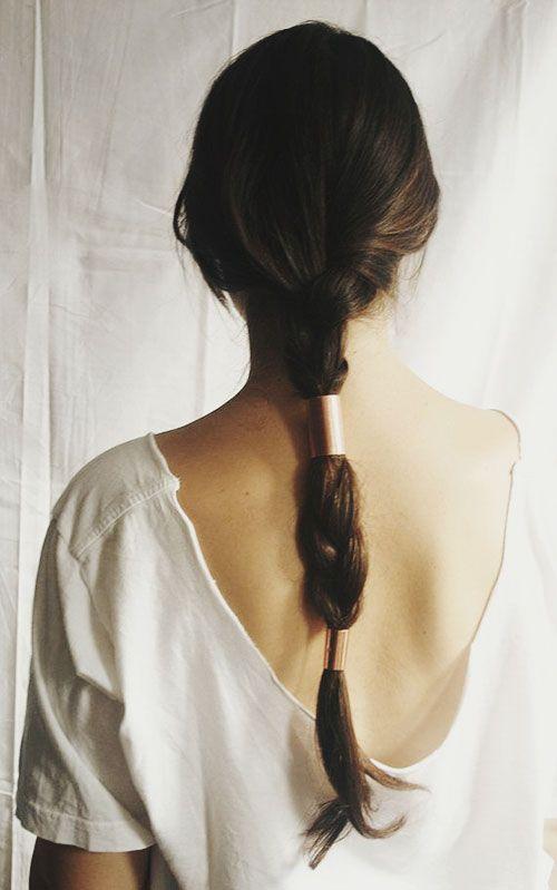 pipe braid, treccia estate