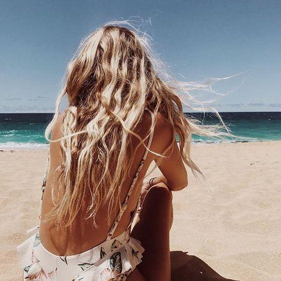protezione capelli colorati estate