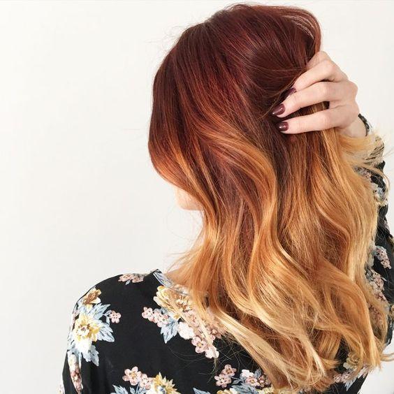 capelli cherry gold