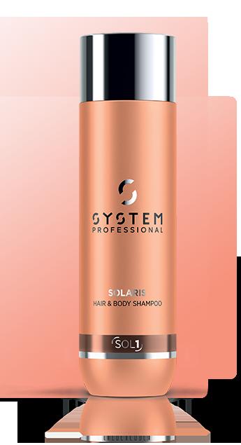 protezione capelli raggi solari, solar by system professional
