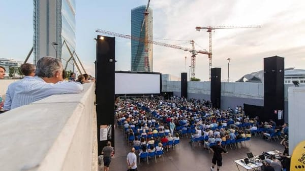 cinema all'aperto milano 2018