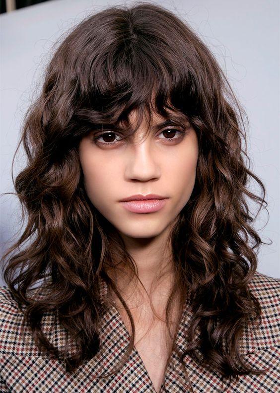 tagli capelli ricci 2018
