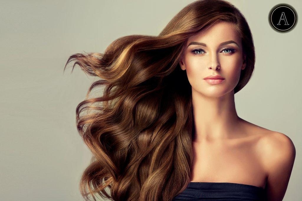 capelli sani in autunno