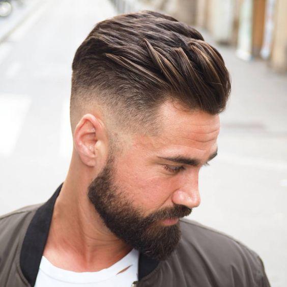 capelli uomo autunno 2018