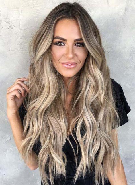 tendenze capelli biondi 2018