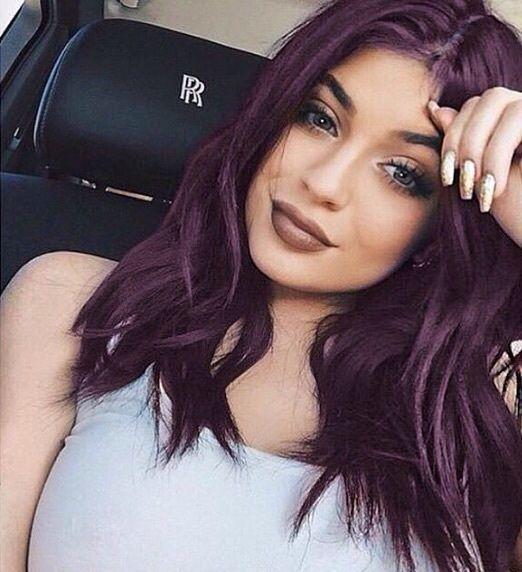 capelli color vino