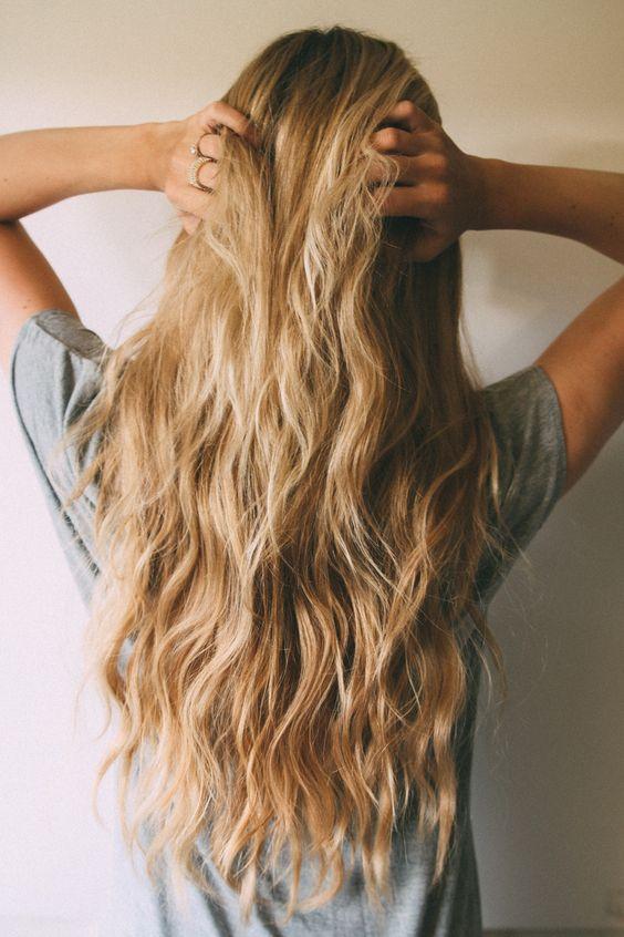volumizzare i capelli
