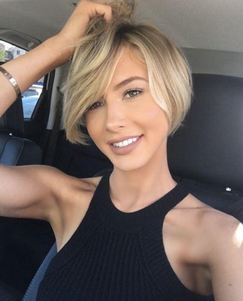 Tagli capelli caschetto estate 2019