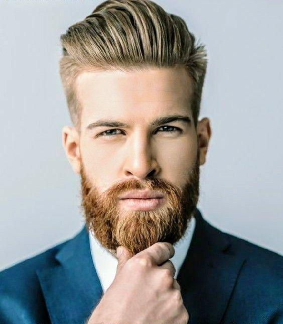 Taglio capelli uomo con barba 2019