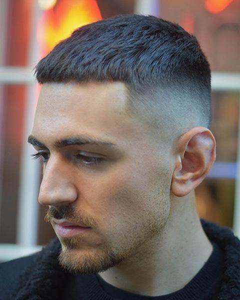 capelli corti uomo 2019