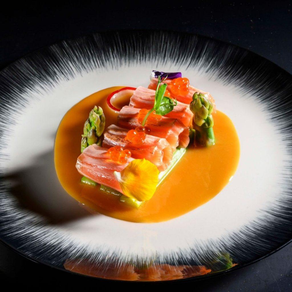 ristoranti fusion milano, iyo experience