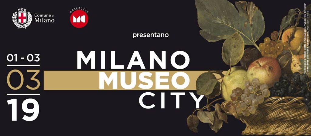 milano museocity 2019