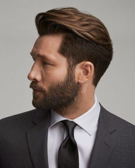 Sfumatura capelli uomo dietro
