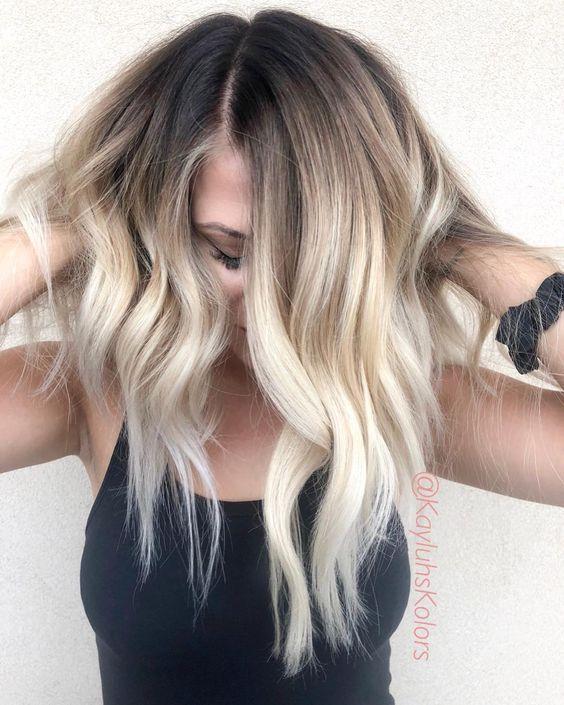 capelli castani primavera estate 2019