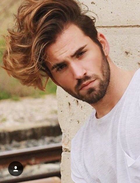 capelli casual uomo