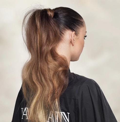 extension capelli balmain