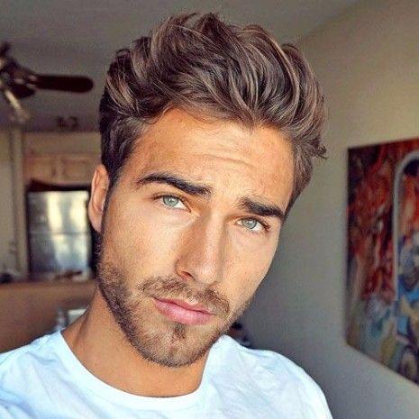 cura capelli e barba uomo