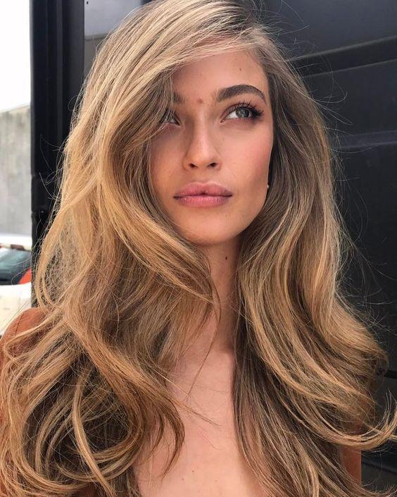 capelli biondi estate 2019