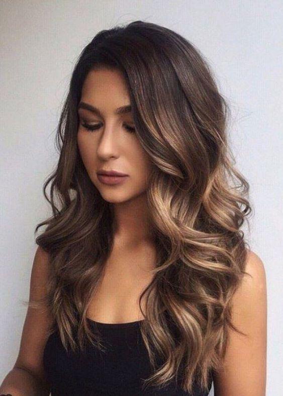 capelli castani estate 2019